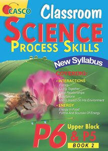 Classroom Science Process Skills Primary 6