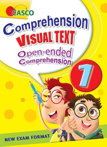 Comprehension Visual Text Open-Ended 1