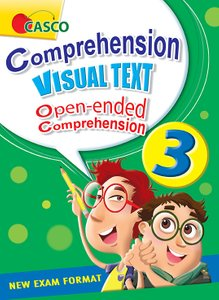 Comprehension Visual Text Open-Ended 3
