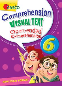 Comprehension Visual Text Open-Ended 6