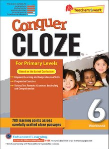 Conquer Cloze Workbook 6