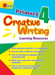 Creative Writing Learning Resources 4