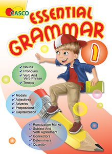 Essential Grammar for Primary 1