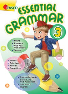 Essential Grammar for Primary 3