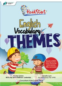 Headstart English Vocabulary by Themes
