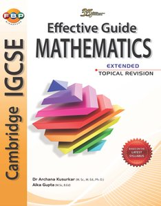 IGCSE Extended Mathematics - Complete Revision
