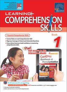 Comprehension Skills Book 1