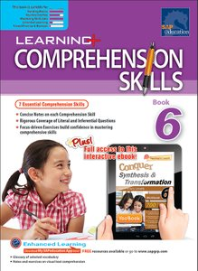 Comprehension Skills Book 6
