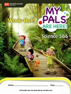 My Pals are Here Science P5 & P6 Work-Out