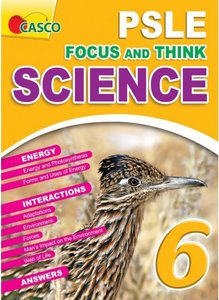 Focus and Think Science Primary 6