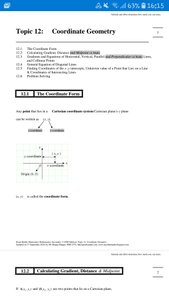 Exam Buddy Elementary Mathematics Sec 3 (2020 Edition) Topic 12: Coordinate Geometry