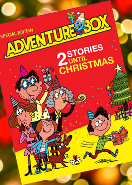 AdventureBox Christmas 2020 Special ( Single Issue )