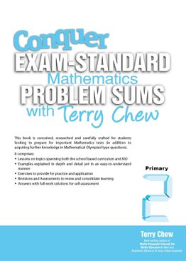 Conquer Exam-Standard Mathematics Problem Sums with Terry Chew 2