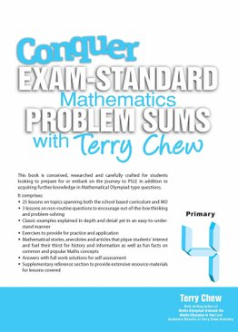 Conquer Exam-Standard Mathematics Problem Sums with Terry Chew 4