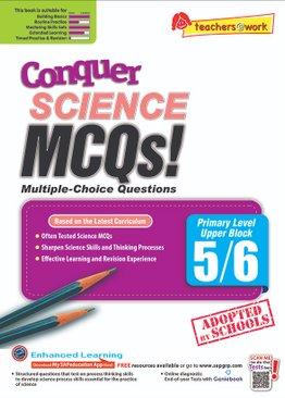 Conquer Science MCQS! Upper Block 5/6