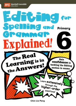Editing For Spelling And Grammar Explained! P6
