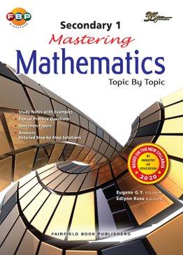 Secondary 1 Mastering Maths 2020