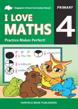 Primary 4 I Love Maths