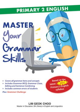 Primary 2 English Master Your Grammar Skills
