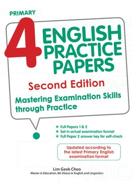 P4 English Practice Papers (2nd Ed)