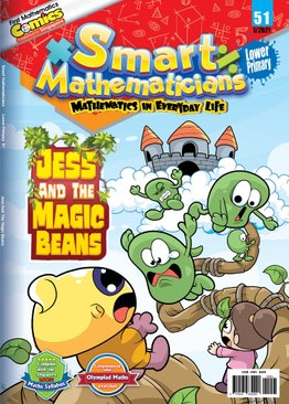 Smart Mathematicians Lower Primary 2021 Subscription
