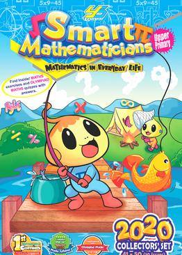 Smart Mathematicians Upper Primary 2020 Collectors' Set