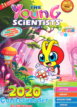 The Young Scientists 2020 Level 1 Collectors' Set