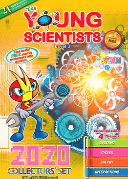 The Young Scientists 2020 Level 3 Collectors' Set