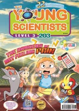 The Young Scientists 2021 Level 3 subscription
