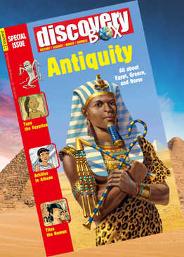 DiscoveryBox Special Edition - Antiquity ( Single Issue )