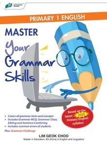 Primary 1 English Master Your Grammar Skills