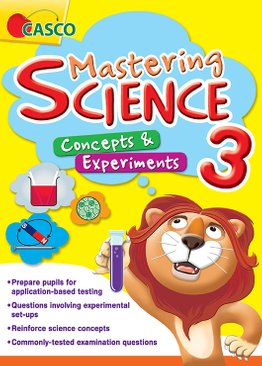 Mastering Science Concepts & Experiments P3