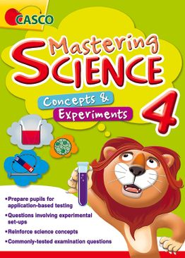 Mastering Science Concepts & Experiments P4