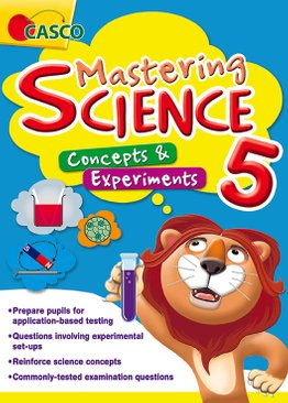 Mastering Science Concepts & Experiments P5