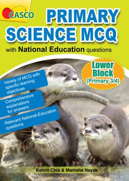 Primary Science MCQ with National Education Questions (Lower Block)
