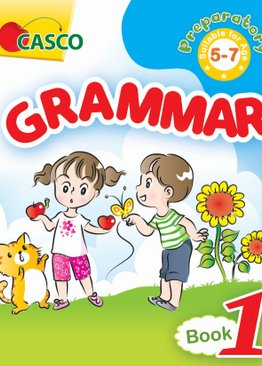 Preparatory Grammar Book 1 (Ages 5 -7)