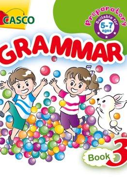 Preparatory Grammar Book 3 (Ages 5 -7)