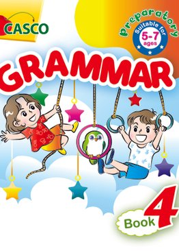 Preparatory Grammar Book 4 (Ages 5 -7)