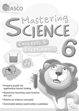 Mastering Science Concepts & Experiments P6