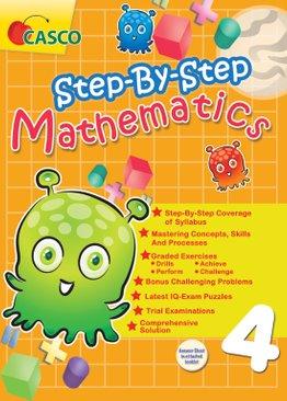 Step by Step Mathematics P4