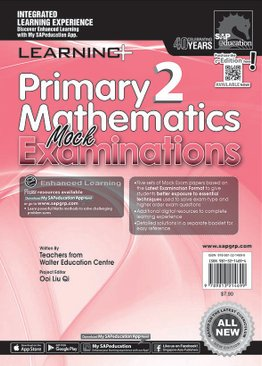 Primary 2 Mathematics Mock Examinations