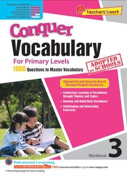 Conquer Vocabulary 3