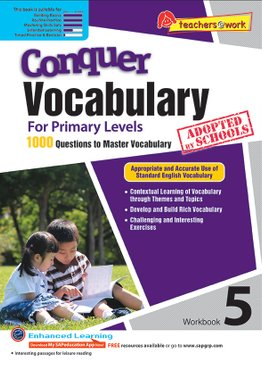 Conquer Vocabulary 5
