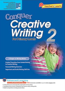 Conquer Creative Writing Workbook 2