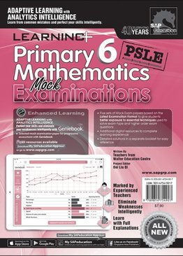 Primary 6 Mathematics Mock Examinations