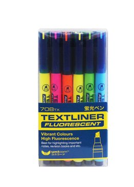 TEXTLINER HIGHLIGHTER - Pack of 12