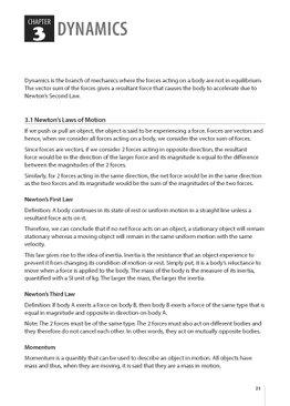 A-Level H2 Physics Summary Notes