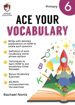Ace Your Vocabulary P6