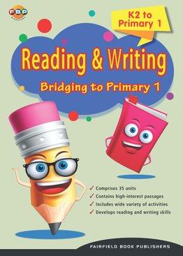 Bridging K2 to Primary 1 Reading & Writing