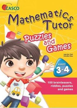 Mathematics Tutor Puzzles and Games P3&4